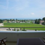 Lake Constance - view from hotel room