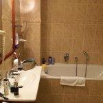 łazienka - część z wanną