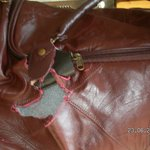 damaged by coach travel
