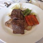 Grigliata di carne e verdure