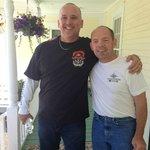 """Mike & Brian..aka """"George"""" and """"Bob"""""""