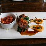 lamb main - lunch