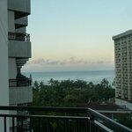 peek-a-boo ocean view