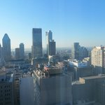 View of Montreal from the 29th floor