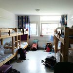 Eight bed dorm