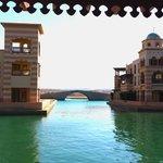 Port Ghalib im Aufbau (klein Venedig)