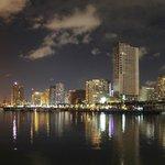 the beauty after dark - Manila Bay