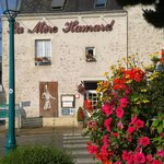 La Mere Hamard - restaurant building