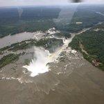Localização próxima a entrada do Parque Nacional no Iguaçu