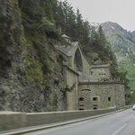 La forteresse de NAUDERS.
