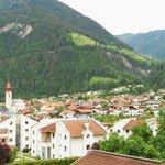 Le village de PFUNDS.