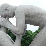 Vigeland Park sculpture