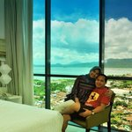 Ocean-view Superior Room panorama window