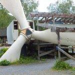 A Wind turbine blade