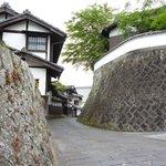 寺町通りふうの小道