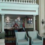 lobby parque central