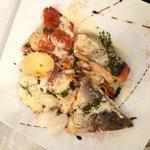 Choucroute de la mer - Restaurant Au vieux fourneau - Calais