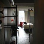 4-man room