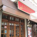 Restaurant Frontage