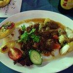Beef Stefado.  Beautiful !!!
