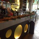 Gold food & drink