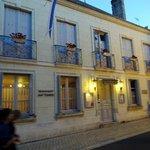 A deux pas du château de Langeais, dans cette demeure du XVIII ème siècle, vous pourrez déjeuner