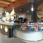 Gold food & drink - bar