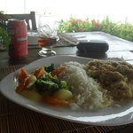 Almoço pousada Jeribá - especial