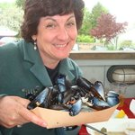 Yes, I loved the mussels!