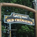 Old Chemainus Sign