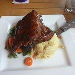 Carribean ribs