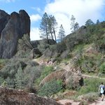 Balconies cave trail loop