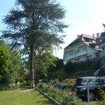 Villa Elben in Park