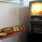 Breakfast facilities