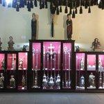 Museu e objetos utilizados pelos Padres, Bispos, Arcebispos ...