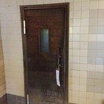 又左右衛門の湯 男子大浴場内 サウナ