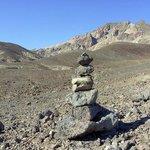 pile stones
