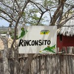 There is an outdoor recreation of Rincon that is historical in nature.