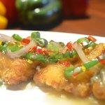Mandarin Crispy Fish