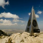 The Guadalupe Peak Monument