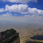 Panorama from Guadalupe Peak