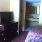 Rooms with new televisions