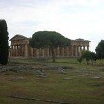 tempio greco, Paestum