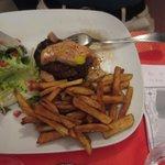 Tenderloin and foie gras