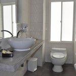 Baño habitación 209
