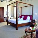 La chambre Honeymoon