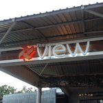 """Under the new name, """"THE VIEW""""."""
