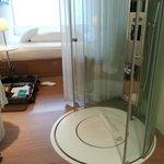 bath corner