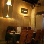 le restaurant - la salle du fond