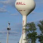 Wall Water Tower